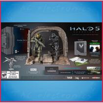 Halo 5 Collectors Xbox One Microsoft   Tac Electronics!