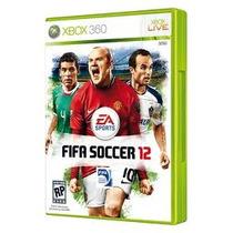 **fifa 12 Para Xbox 360**