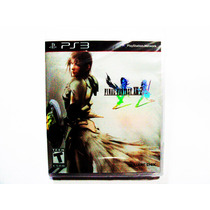 Final Fantasy Xiii-2 Nuevo Ps3 - Playstation 3