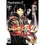 Onimusha 2 Samurai Destiny Ps2 En Ingles.