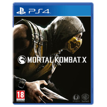 Mortal Kombat X Ps4 + Dlc + Garantia