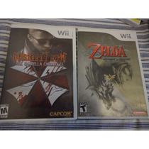 Resident Evil The Umbrella Chronicles - Nintendo Wii