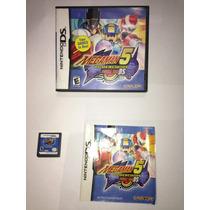 Megaman Battle Network 5 Double Team Para Nintendo Ds Y 3ds