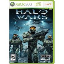 ¡¡ Halo Wars !! Solo Para Xbox 360