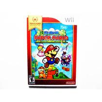Super Paper Mario Nuevo - Nintendo Wii - Nintendo Selects