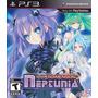 Hyperdimension Neptunia Playstation 3 Ps3 Blakhelmet Sp