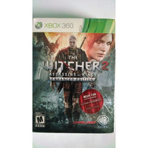 The Witcher 2 Enhanced Edition Xbox 360 Nuevo Sellado