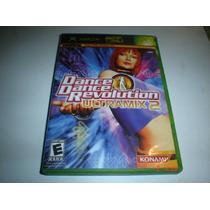 X-box Dance Dance Revolution Ultramix 2 Original