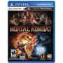 Mortal Kombat Vita Sellado Y Nuevo