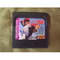 Rbi Beisbol 94 Sega Game Gear Sonic