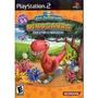Ps2 Dinosaurs Shapes And Colors Konami Kids Playground Nuevo