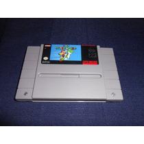 Snes Super Mario World Super Nintendo Primera Edicion
