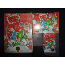 Juego Nintendo Bubble Bobble