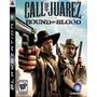 Call Of Juarez Bound In Blood Ps3 Playstation Nuevo Sellado