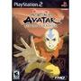 Ps2 Avatar The Last Airbender Nuevo Y Entrega Inmediata