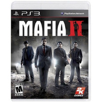 Mafia Ii 2 Para Playstation 3 Ps3 Nuevo Y Sellado Vv4 Hm4