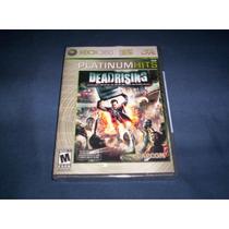Dead Rising Para Xbox 360,completamente Nuevo Y Sellado