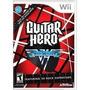 Guitar Hero Van Halen Wii Nuevo