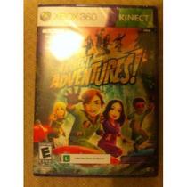 Juego Kinect Adventures!!! Sellado Nuevecito Original