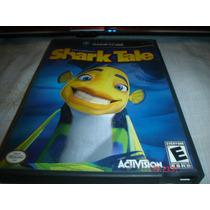 Nintendo Game Cube Shark Tale Espanta Tiburones