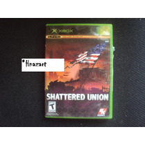 Shattered Union Consola Xbox 1era. Gen. Juego Vrn