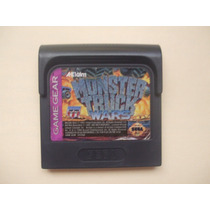 Monster Truck Wars Sega Game Gear Sonic