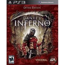 Dantes Inferno Divine Edition Para Ps3 Nuevo Sellado Pm0 Op4