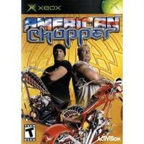 American Chopper Xbox Nuevo Y Envio Inmediato