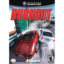 Burnout Game Cube Wii