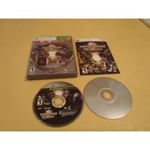Mortal Kombat Vs Dc + Movie Bonuns Xbox360 Completo