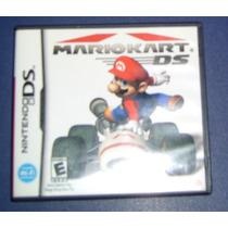 Mario Kart Para Dsi Dsi O 3ds Completo En Excelente Estado