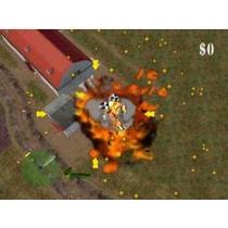 Nintendo 64 Blast Corps Portada Restaurada