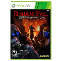 ..:: Resident Evil Operation Raccoon City ::.. Para Xbox 360