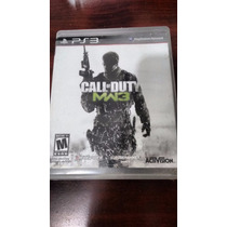 Vendo Call Of Duty Mw3 Ps3 Con Caja