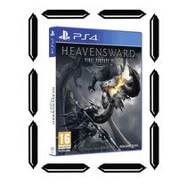 Final Fantasy Xiv Heavensward Ps4 *nuevo *sellado Cdv