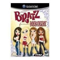 Gamecube Bratz : Forever Diamondz Nuevo Y Entrega Inmediata