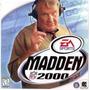 Ea Sports Madden Nfl 2000 Ps1 Ps2 Y Ps3(solo Retrocompatibl