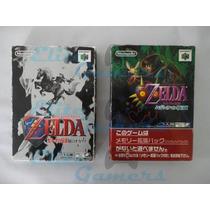 Legend Of Zelda Ocarina Of Time, Majoras Mask, Japoneses