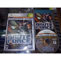 Brute Force Para Tu Xbox!!