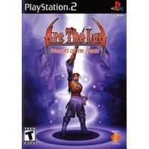 Arcthelad:twilight Of The Spirits Playstation2 Ps2 Fdp