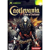 Castlevania Curse Of Darkness Xbox Clasico Videojuego
