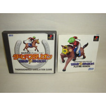 Derby Stallion (japones) Ps1 Ps2