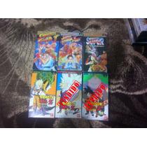 Cajas Super Famicom Con Manual Precio Por Cada Una