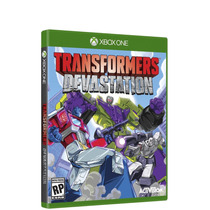 Xb1 - Transformers Devastation - Nuevo Y Sellado - Ag