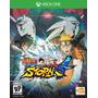 Naruto Shippuden Ultimate Storm 4 - Xbox One (físico) Fgk