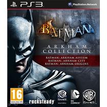 Batman Arkham Saga Ultimate Complete Edition + Mortal Kombat