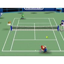 Nintendo 64 Mario Tennis