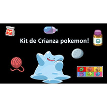 Pokemon Shiny Competitivo Paquete De Ditto 6iv Japos Oras Xy