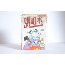 Snoopy´s Silly Sports Spectacular Nes Nintendo