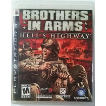 Ps3 Brothers In Arms Hell´s Highway $250 Seminuevo - V / C